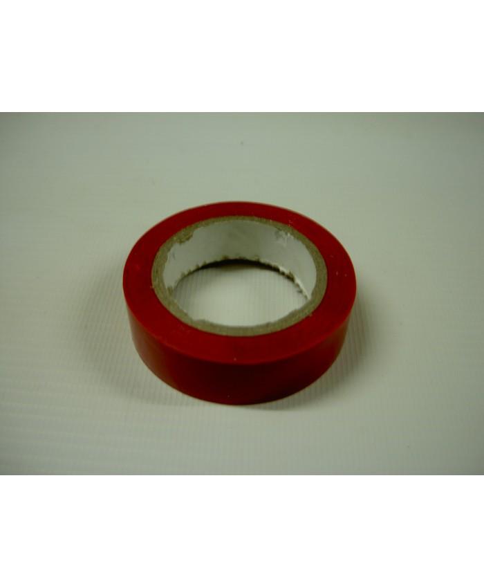 Изолирбанд 15mm/10m/0.15mm ЧЕРВЕН
