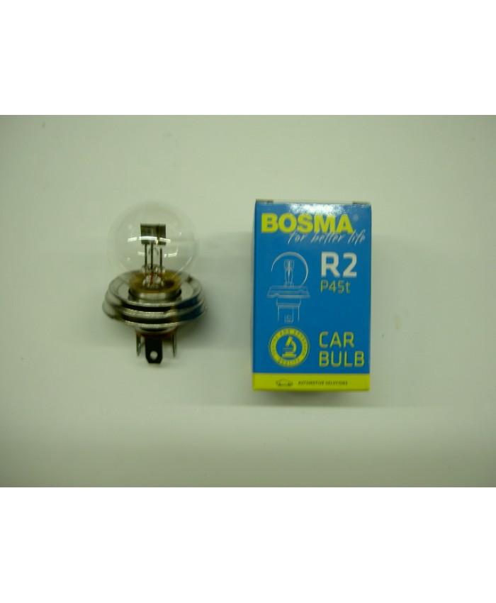 Крушка R2 G40 12V 45/40W P45t BOSMA